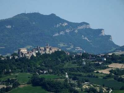Monte Sibilla foto