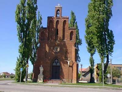 Kaple sv. Kříže foto