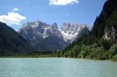 Lago di Landro foto