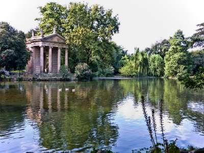 Villa Borghese foto