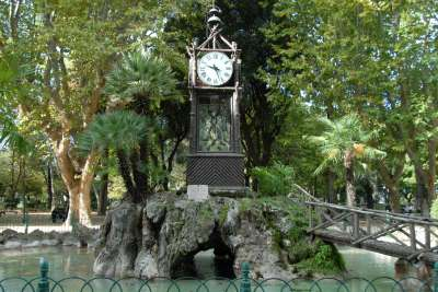 Pincijské zahrady foto