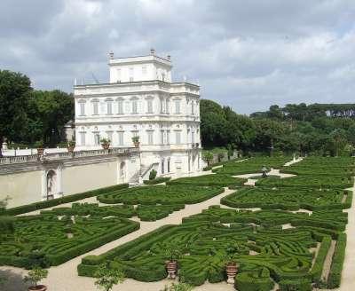 Villa Doria Pamphilj foto