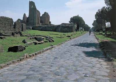 Via Appia Antica foto