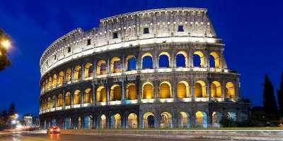 Řím foto