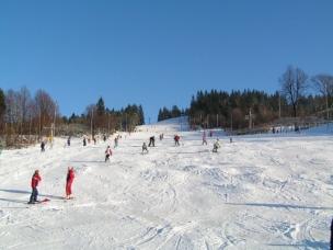 Ski areál Mosty u Jablunkova foto