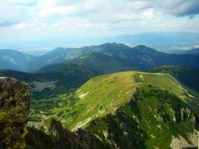 Národní park Nízké Tatry foto