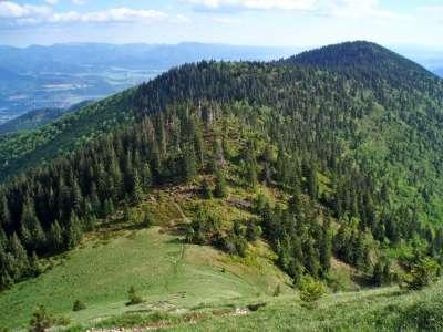 Národní park Malá Fatra foto