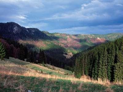 Národní park Muráňská planina foto