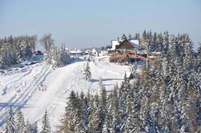 Skicentrum Kohútka foto