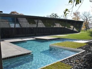 Krytý bazén v Litomyšli foto