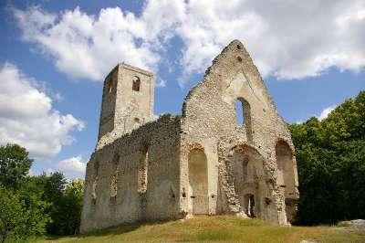 Kostel a klášter sv. Kateřiny foto