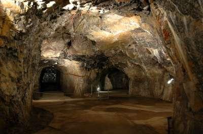 Jeskyně Výpustek foto