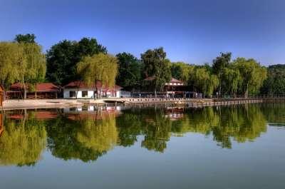 Kamencové jezero foto
