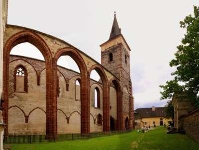 Sázavský klášter foto