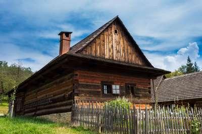 Valašské muzeum v přírodě foto