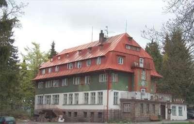Horská chata Zvonice foto