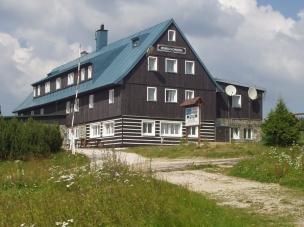 Horská bouda Slovanka foto