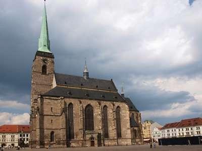 Katedrála svatého Bartoloměje foto