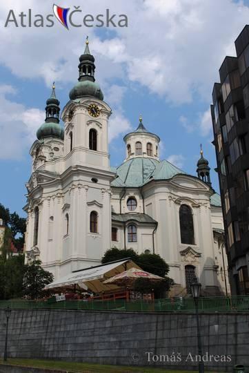 Kostel sv. Máří Magdaleny foto