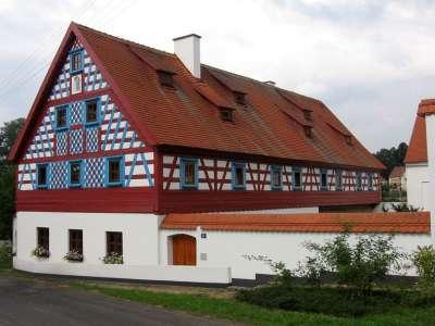 Chebský dům foto