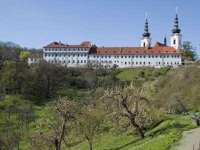 Strahovský klášter foto