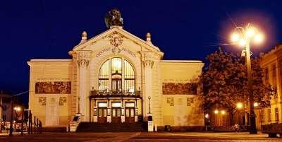 Východočeské (městské) divadlo foto