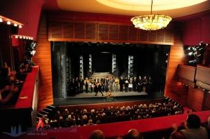 Klicperovo divadlo foto