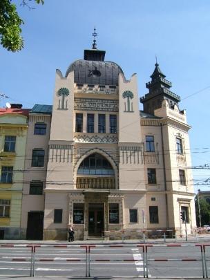 Královéhradecká synagoga foto