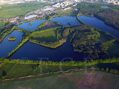 Vrbenské rybníky foto