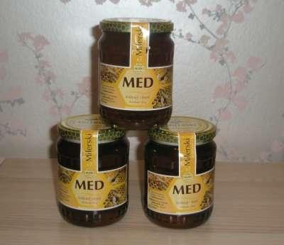 Med a medovina z Jeseníků foto