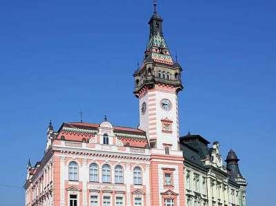 Radniční vyhlídková věž Krnov foto