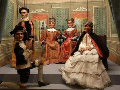 Muzeum české loutky a cirkusu foto