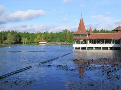 Jezero Hevíz foto