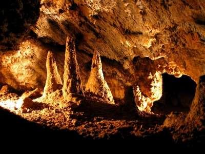 Zbrašovské aragonitové jeskyně foto