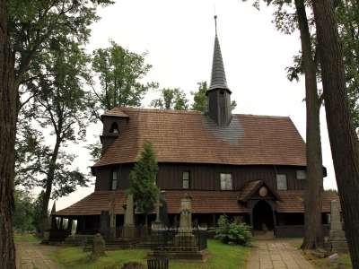 Kostel Panny Marie Broumov foto