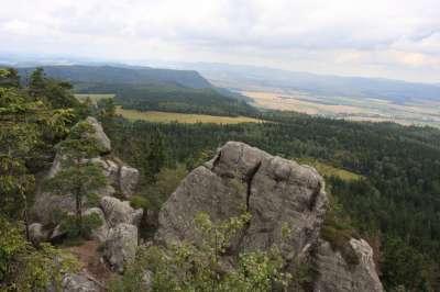 Národní park Stolové hory foto