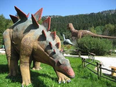 Dinopark Karłów foto