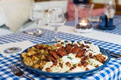 Restaurace Koliba Kamzík foto