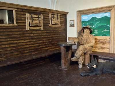 Městské muzeum Zlaté Hory foto