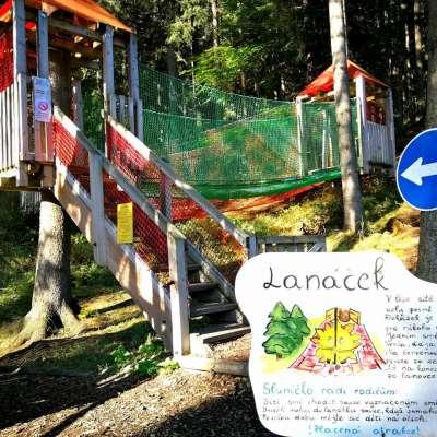Dětský park Razulák foto