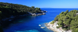 Ostrov Šolta foto