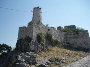 Pevnost Klis foto