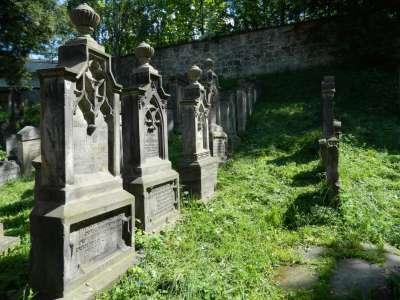 Židovský hřbitov  Turnov foto