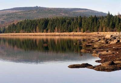 Vodní nádrž Souš foto