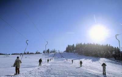 Ski areál Severák foto