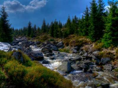 Jizerské hory foto