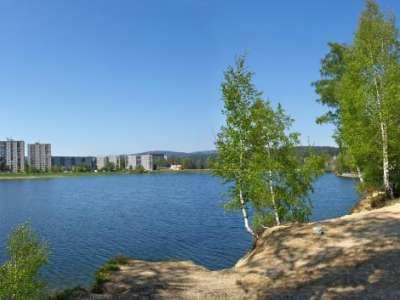 Jablonecká přehrada foto