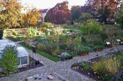Botanická zahrada Tábor foto