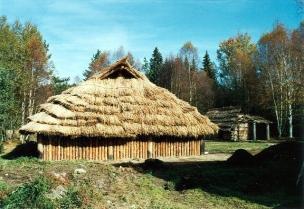 Archeopark Prášily foto