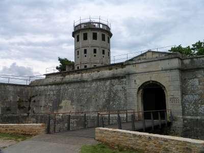 Pevnost v Pule foto